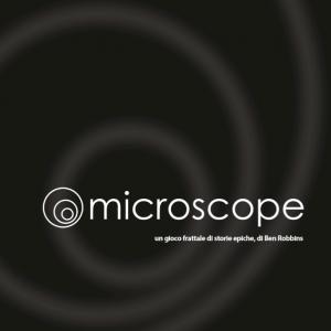 Microscope in PDF su DriveThruRPG