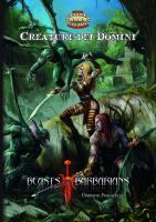 Beast & Barbarians - Creature dei Domini