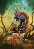 Beast & Barbarians - Mondo Verde (Softcover+PDF)
