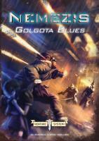 Nemezis - Golgota Blues (Softcover)