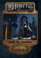 Rippers Resurrected - Guida del Giocatore (Softcover+PDF)