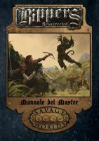 Rippers Resurrected - Manuale del Master (PDF)