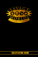 Savage Worlds Adventure Edition (PDF)